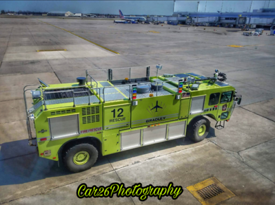 Apparatus Shoot - Bradley Airport Fire & Rescue, Bradley, CT - Unknown Date