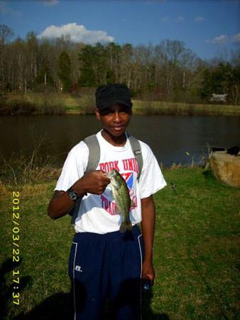 Hiking and Fishing