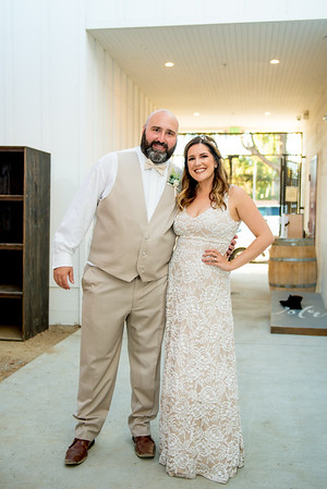 Justin and Bree Wedding Party 10062018