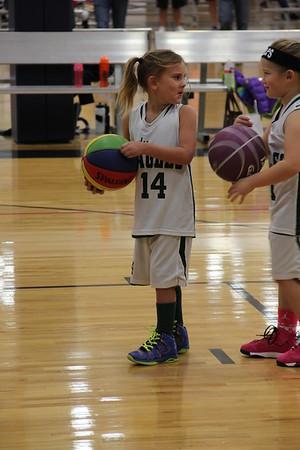 Catelyn 1st year Basketball 2014