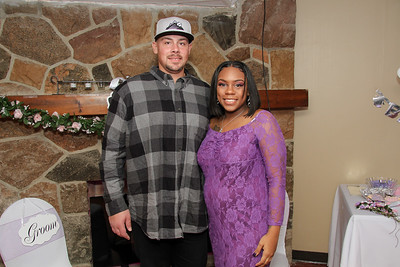 Monique and Michael Bridal Shower 1-13-2018