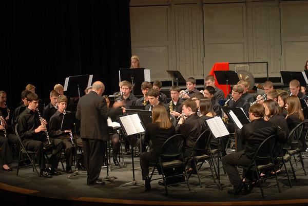 Upper School Spring Concert 2010