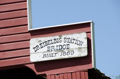 2013/07/26 Dreibelbis Station Bridge, Lenhartsville, PA