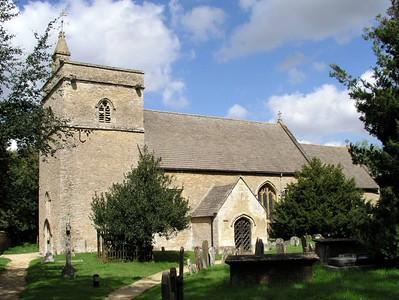 St Giles, Church of England, Church End, Off Weston Road, Bletchingdon, OX5 3DL