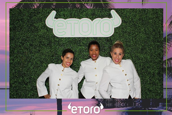 eToro Miami Launch Party