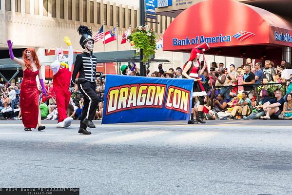 Dragon Con 2014 - Saturday
