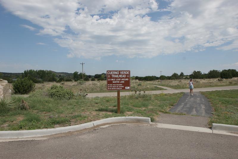 Lanthrop state park, CO