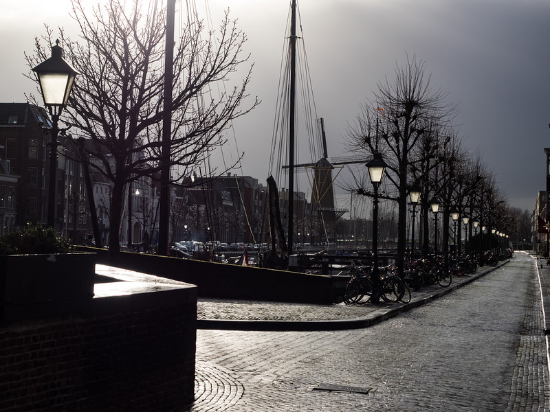 Stormlight in Delfshaven