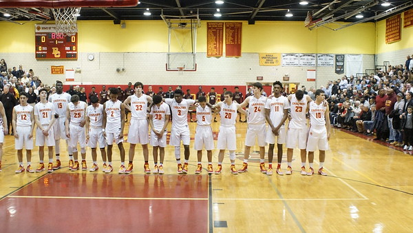 BC Basketball 2016-2017