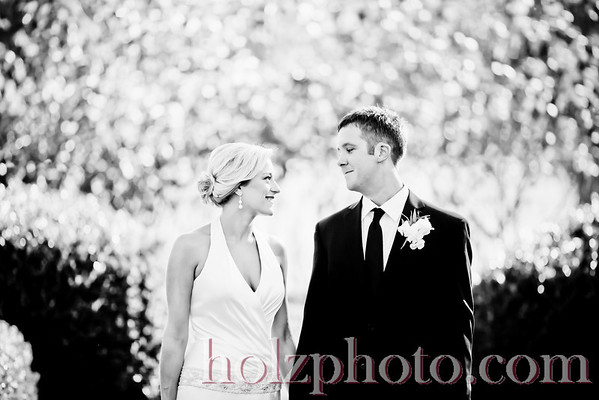 Jennifer and Rick B/W Photos