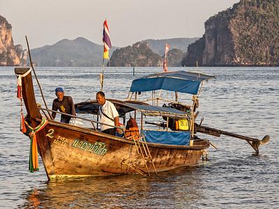 Apr 2015  - Krabi, Thailand
