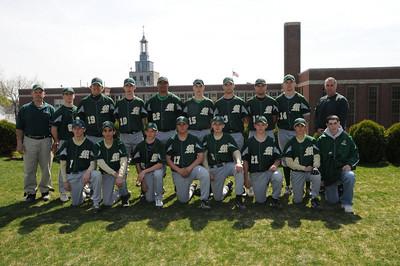 2009-04-29 Matignon High School Boys Baseball