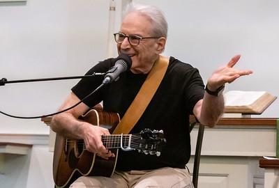 Folk Singer, Writer, Teacher, Recording Artist, & Fingerstyle Guitarist