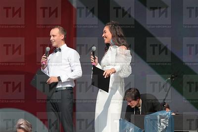 08.09.2019 Концерт в день выборов в Госсовет РТ (Рамиль Гали)