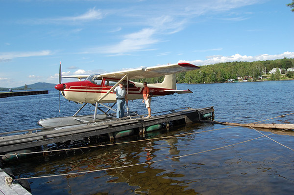 Journal Site 201: Float Plane Moosehead Lake, Greenville, ME - July 28, 2011
