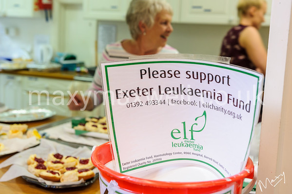 The Two Lynnes' Sidmouth Cream Tea Event for ELF