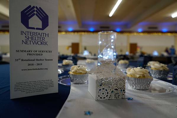Interfaith Shelter Celestial Nights 2019