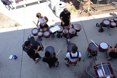 20090904 SDSU Band