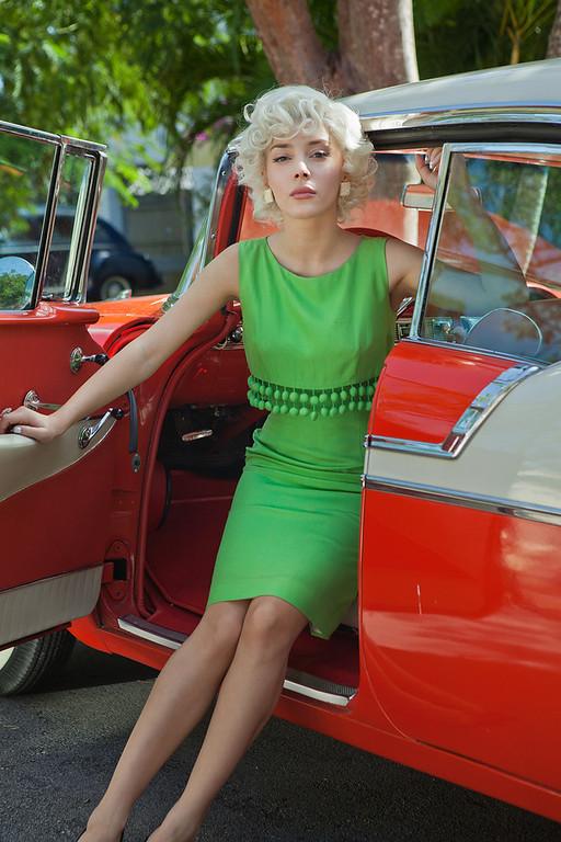 . Judi Silver (Elena Satine)