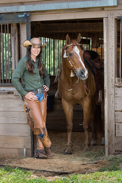 Amy - Horse Photography Workshop