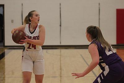 Highland Girls Basketball vs River Ridge 1-21-20