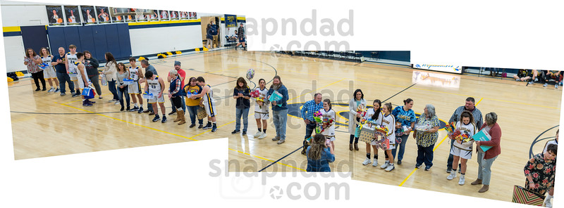 2020-12-11 - Cloudland Senior Night
