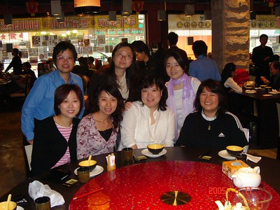 Farewall lunch with Eri (May 11, 2005) DONE