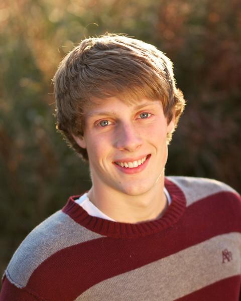 Matthew's Senior Portraits too