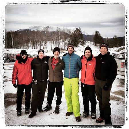 A Fools Winter Hike