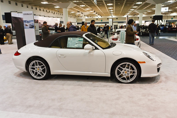 53rd Annual San Francisco International Auto Show