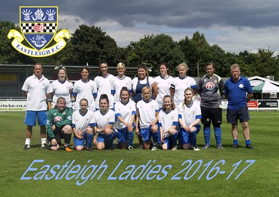 Eastleigh Ladies (4) v Bournemouth Ladies (5) 31.7.2016