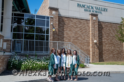 Pascack Valley High School Graduation Professional Photography