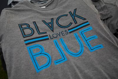BLACK LOVES BLUE