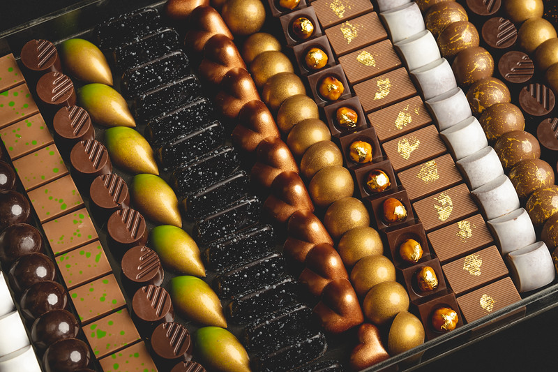 Aziz Alnoman / Chocolate Boxes