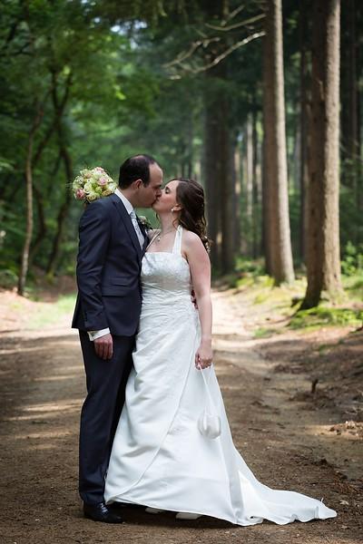 Erica en Gert | Bruidsfotografie Rhenen