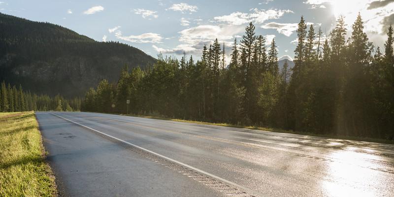 Yellowhead Highway, Jasper National Park, Jasper, Alberta, Canada