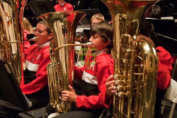 Band 2: Intermediate Band Musicians