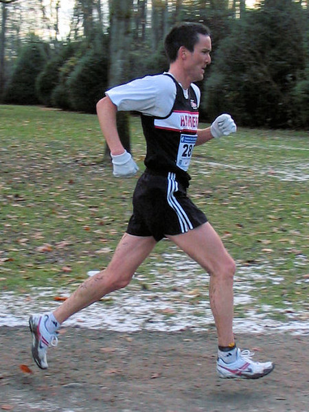2005 Canadian XC Championships - Epic form from Gord Christie