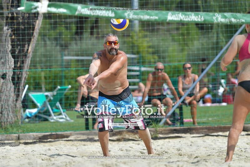 presso Zocco Beach PERUGIA , 25 agosto 2018 - Foto di Michele Benda per VolleyFoto [Riferimento file: 2018-08-25/ND5_8752]