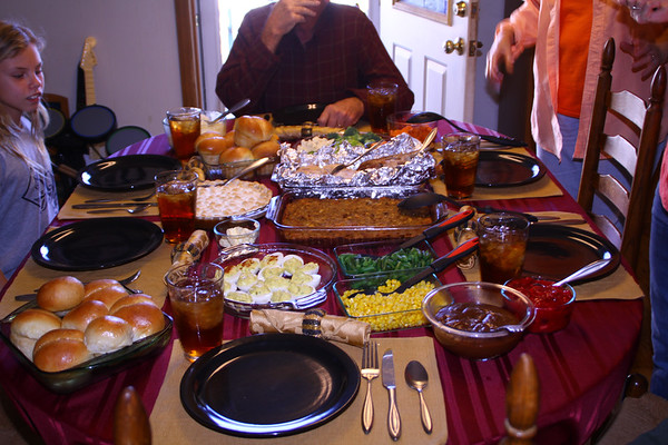 2012 Thanksgiving Weekend