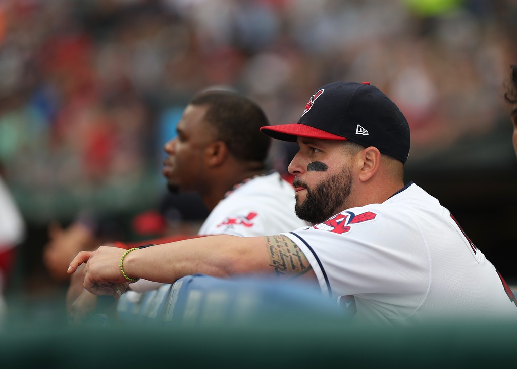 . Tim Phillis - The News-Herald Action from the Indians-Tigers game June 23.