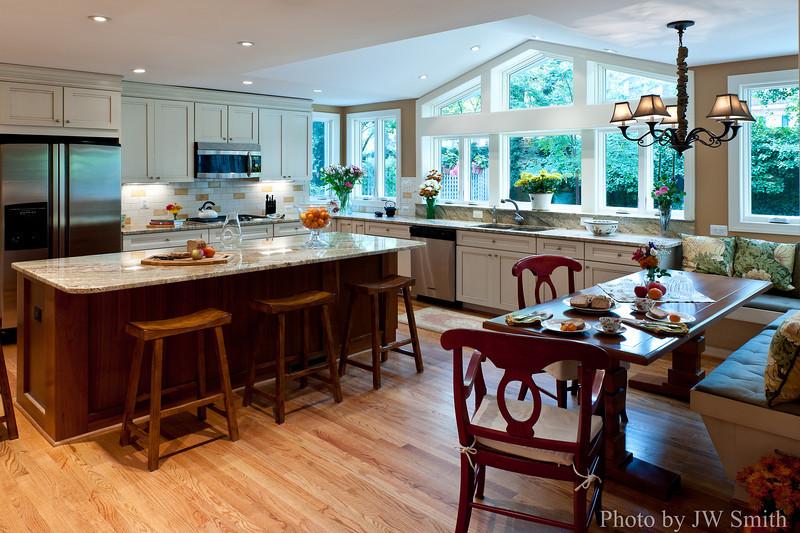 McLean VA - Bowers Design-Build - Designer: Gigi Parr
