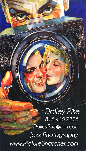 Dailey Piike - The Picture Snatcher