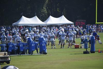 08-13-19 Practice Buffalo Bills