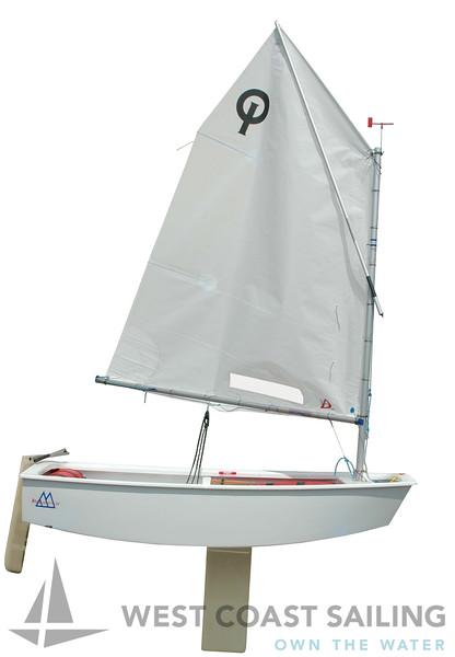 Club Opti Sailboat Photo Gallery