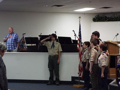 Veterans Day Service 2014