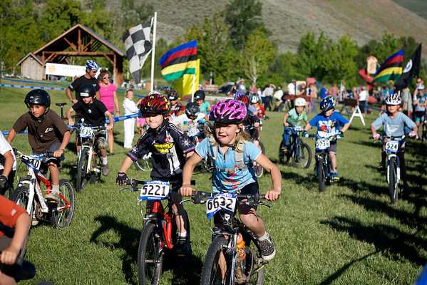 Wood River Cup #4 (2012) - Kids