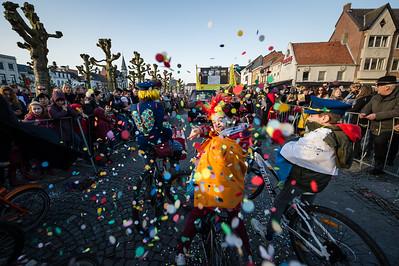 Carnavalstoet Lokeren 2015
