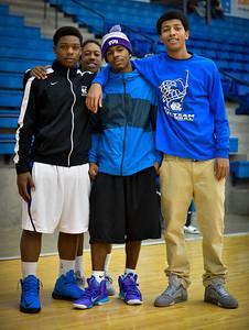 Basketball Boys Freshmen 2012-2013