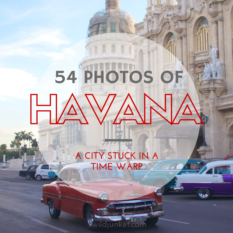 PHOTOS OF HAVANA